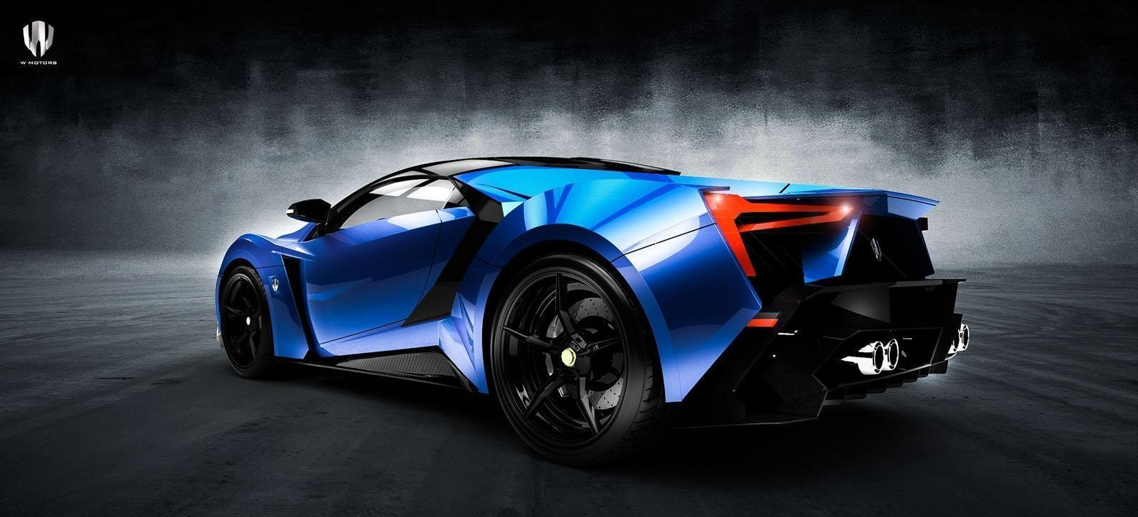 2015 W Motors SuperSport