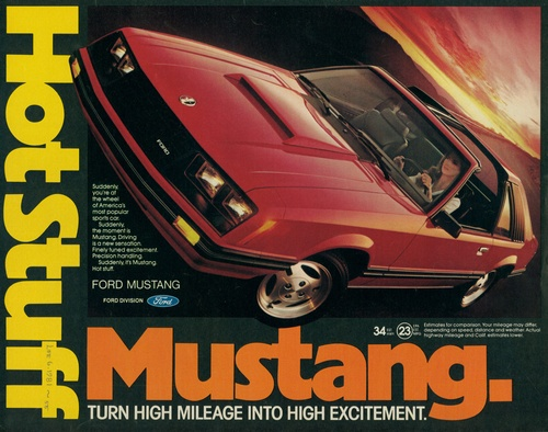 Ford-Mustang 1981
