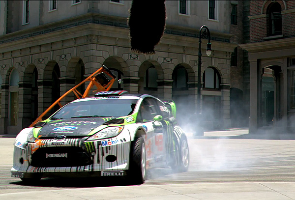 Gymkhana Four 4 No Car No Fun Muscle Cars And Power Cars