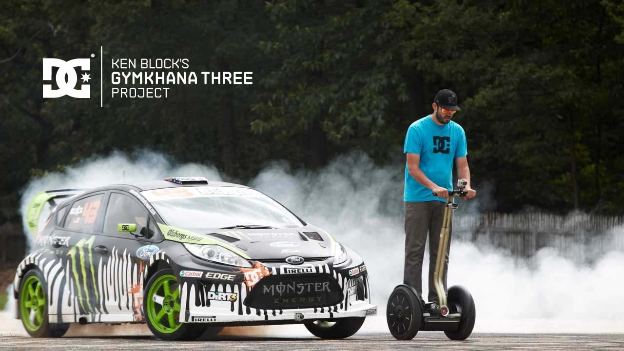Gymkhana 1 No Car No Fun Muscle Cars And Power Cars