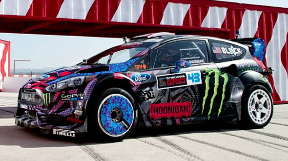Ken Block S Gymkhana Six 4 No Car No Fun Muscle Cars And Power