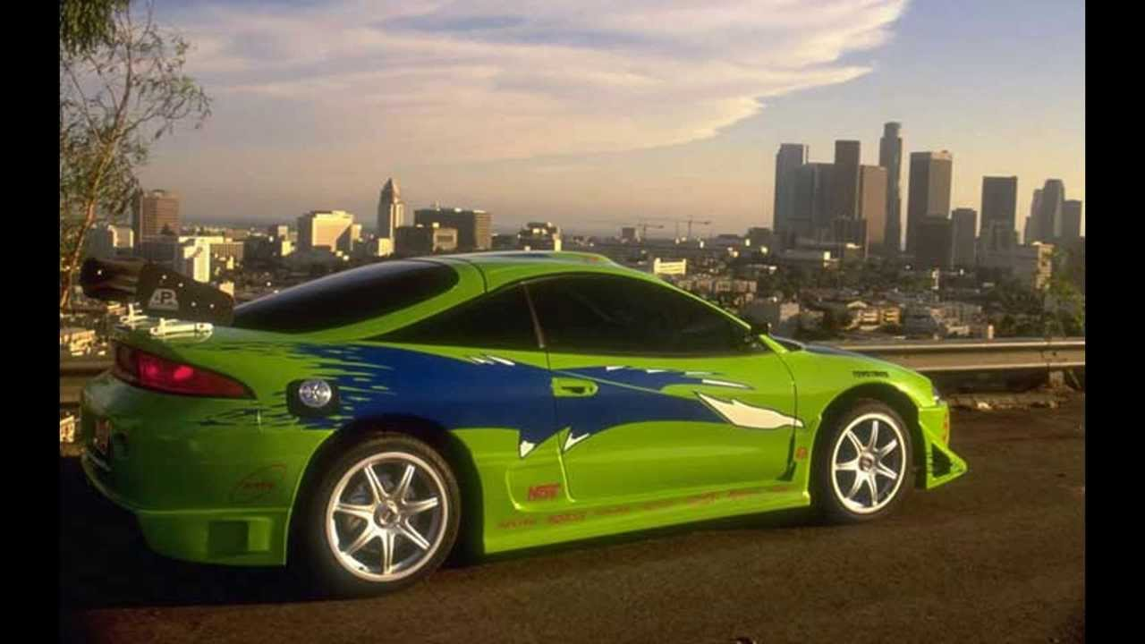mitsubishi eclipse starring in fast and the furious on sale for 15 000 no car no fun muscle. Black Bedroom Furniture Sets. Home Design Ideas
