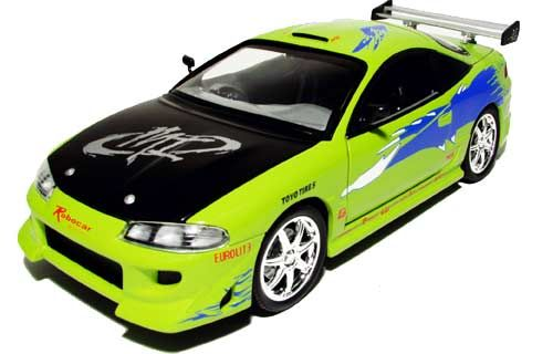 Mitsubishi Eclipse Starring in Fast and the Furious on Sale for ...