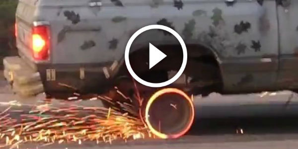 THE BEST BURNOUT VIDEO – EVER!