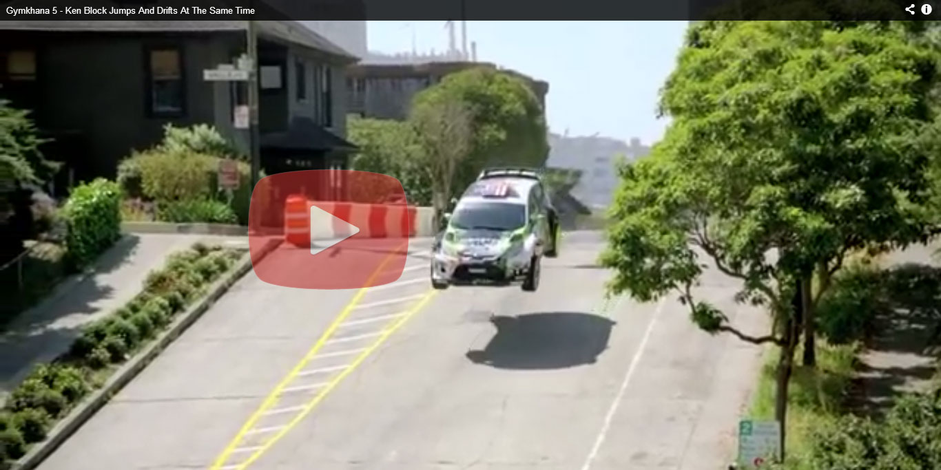 Ken Block San Francisco Archives No Car No Fun Muscle Cars And