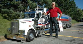 mini kenworth jacques auger
