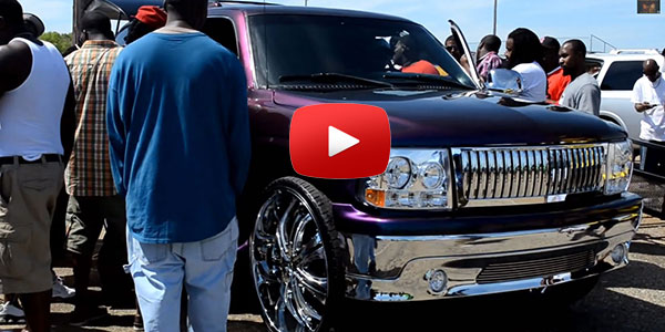 HUGE RIMS - AMAZING SHOW