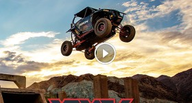 2014 Polaris RZR XP1000 Does Wonder Stunts
