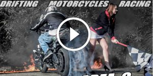 ALL THE GIRLS ARE WATCHING - WORLD CLASS Bike Drifters DOING WHAT THEY DO BEST!