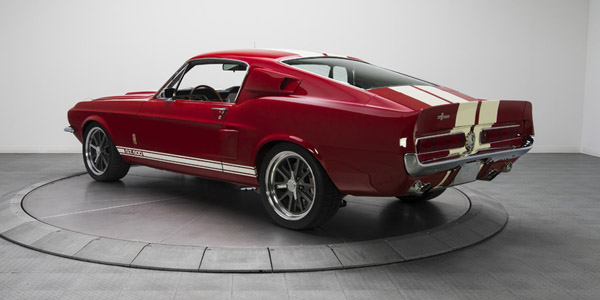 1967 Shelby GT 500 7