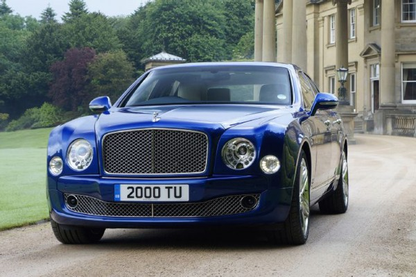 2014 Bentley Mulsanne 95 6