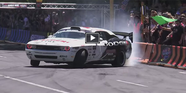 DODGE CHARGER in EXPLOSIVE DRIFTING MADNESS