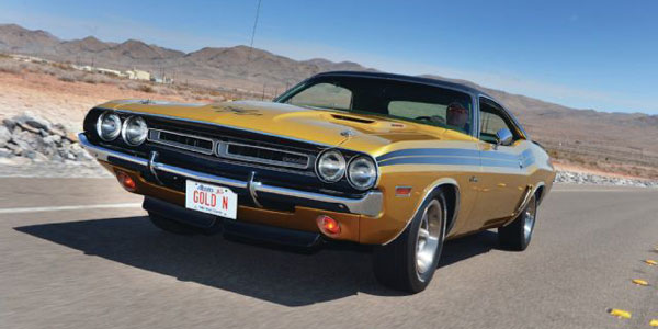 Dale Cole and his Journey with 1971 Dodge Challenger R/T!