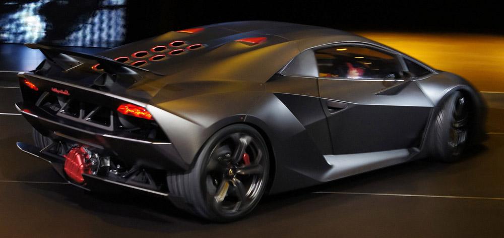 Lamborghini Sesto Elemento 8 - NO Car NO Fun! Muscle Cars ...