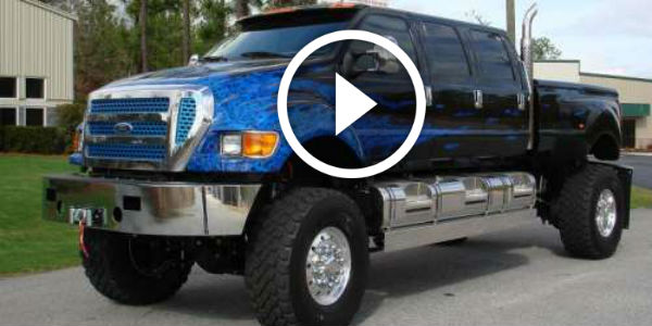 This Is No Lie Quot Lie Quot F650 Six Door Supertruck Is Awesome