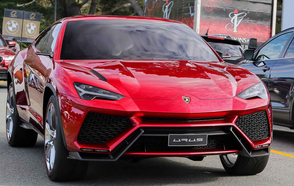 Gorgeous Lamborghini Usus Will Start A Production Line In