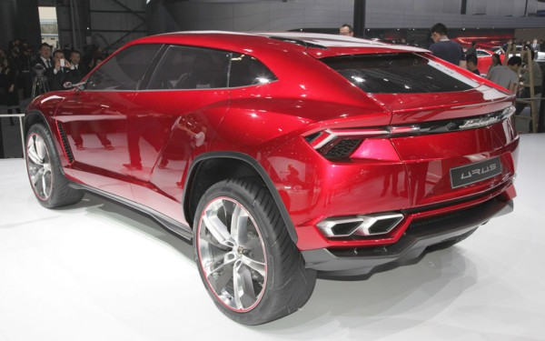 Lamborghini Urus Plattform
