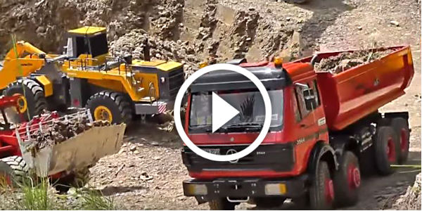 NEW! 37 mins – BEST of RC TRUCK CRASH, ACCIDENT, FUN, FIRE, FULL THROTTLE…you name it…