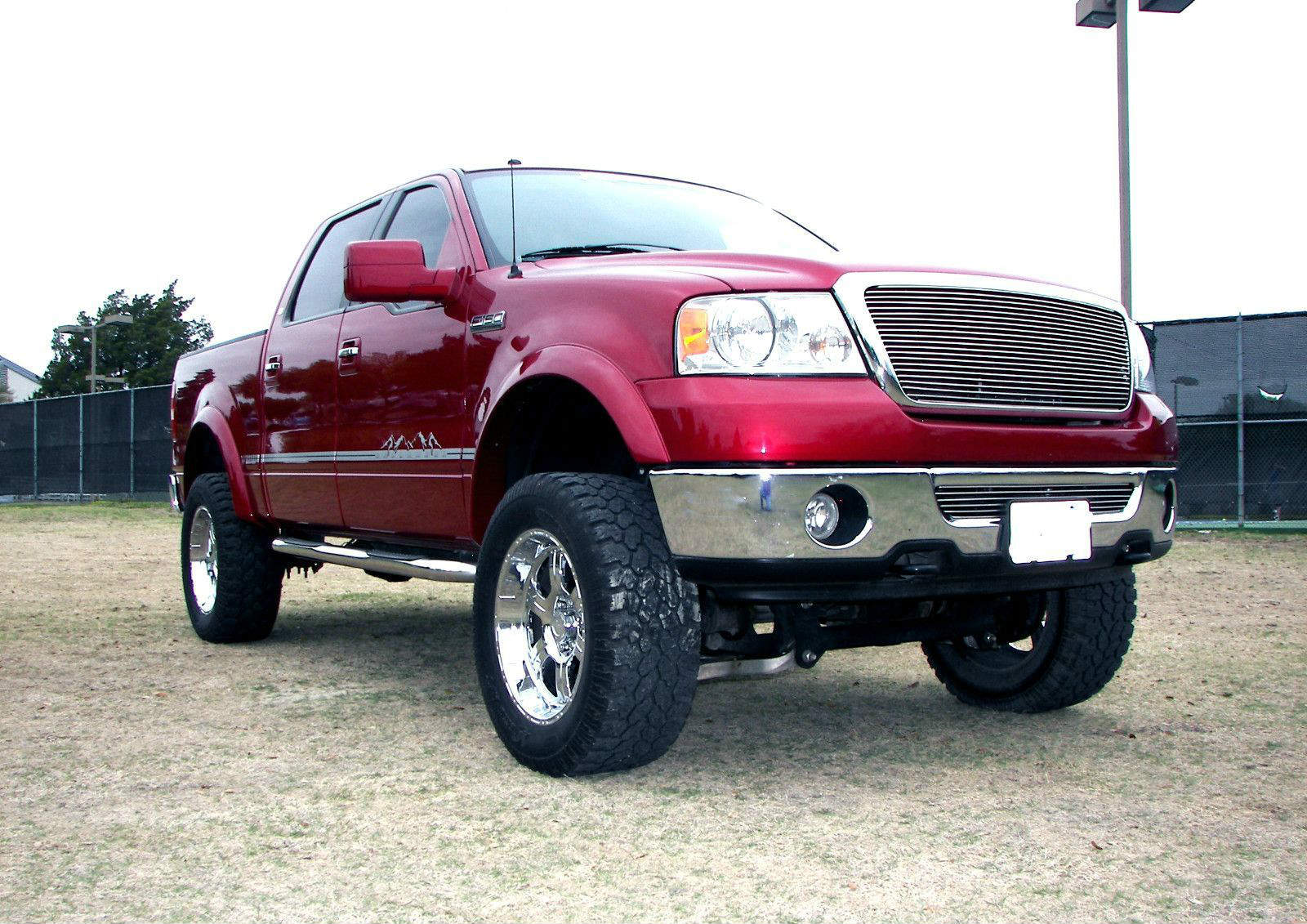 ford lifted f150 2007 lariat 4x4 supercrew trucks 150 truck cars power muscle