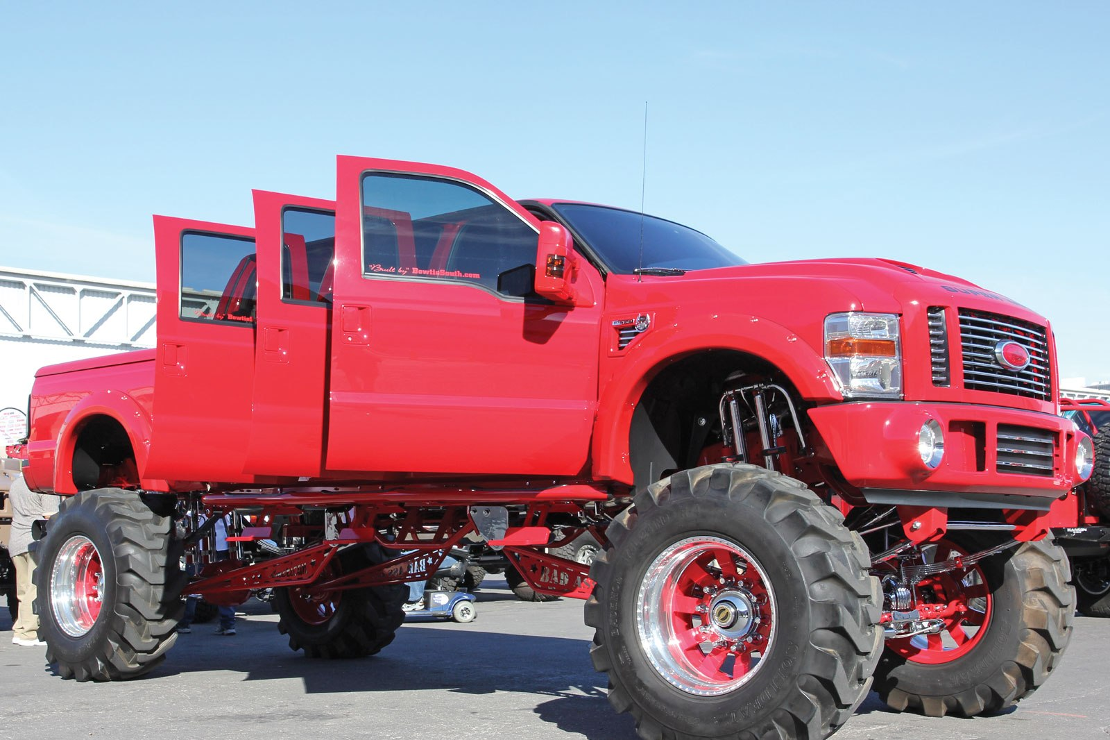 Ford Super Duty Limo - NO Car NO Fun! Muscle Cars and Power Cars! |