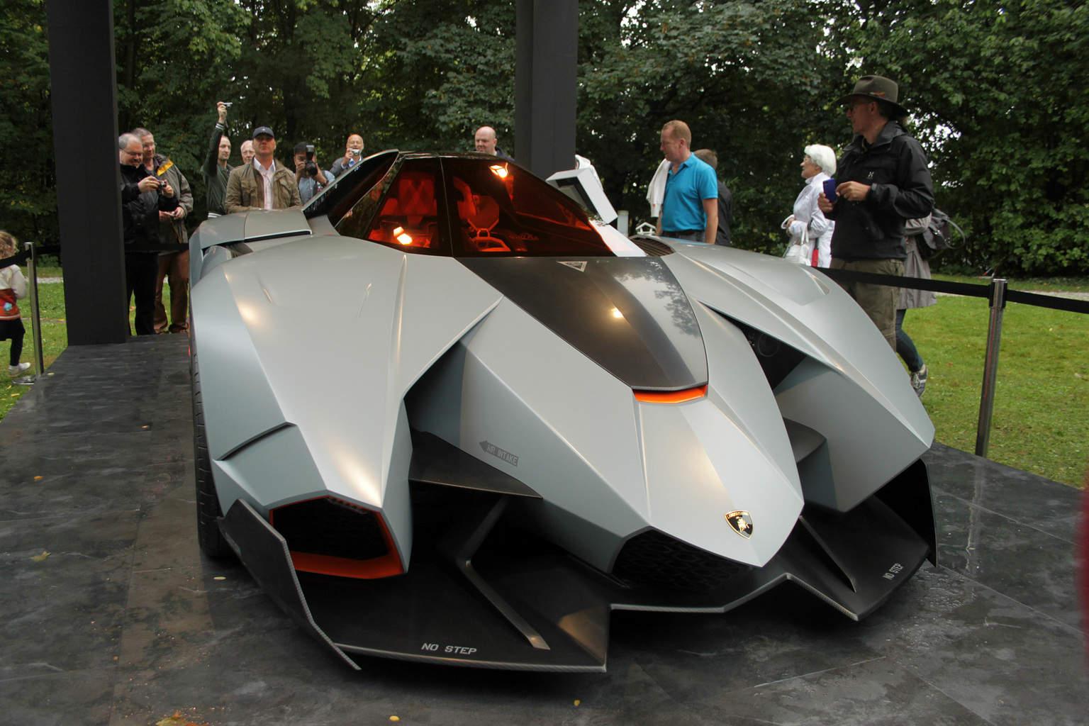 Lamborghini Egoista No Car No Fun Muscle Cars And Power Cars