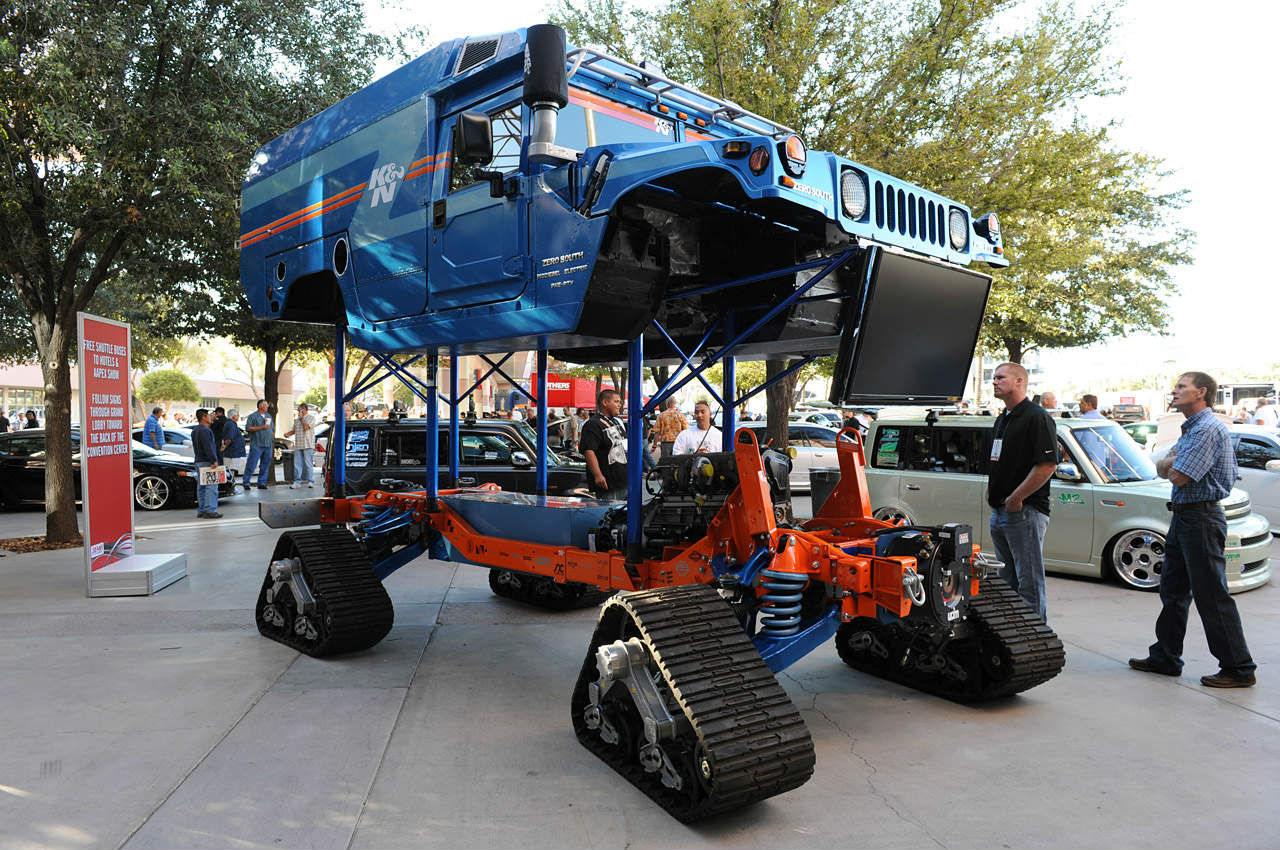 Lifted Hummer - NO Car NO Fun! Muscle Cars and Power Cars! |