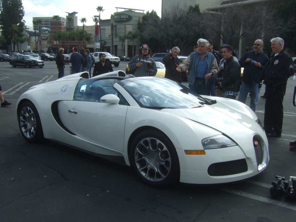 bugatti veyron gs jay leno. Black Bedroom Furniture Sets. Home Design Ideas