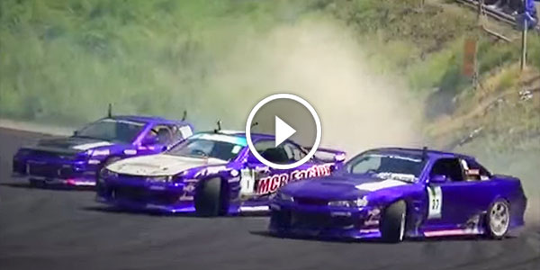 PERFECT FOR YOUR DRIFTING SPIRIT - Amazing Triple Car ...