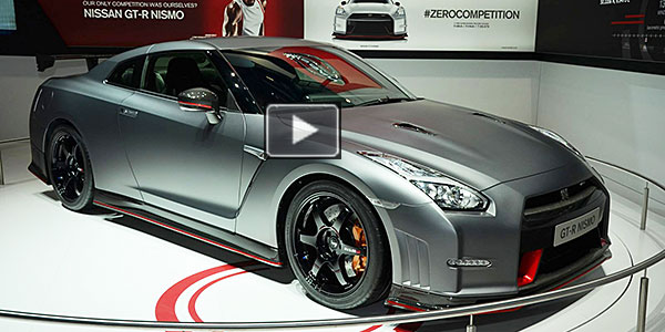 DON'T WANNA MISS THIS - One Of the Finest GTRs Ever Made - 2014 Nissan GT-R Nismo !!!