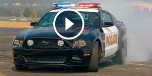 2014 Ford Mustang GT Police Car