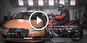Ducati Multistrada D-Air System Wireless Airbag