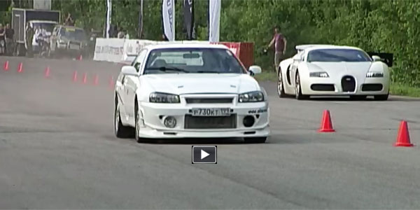 Stupid Judges Or I M Blind Nissan Skyline Gt R R34 With