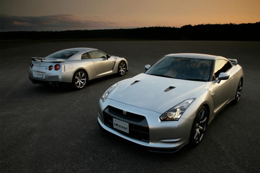 Nissan Skyline Gtr R35 Interior No Car No Fun Muscle Cars And