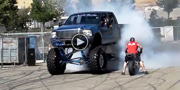 This Is How Stars Are Born Cool Lifted Superduty Ford F250 Does