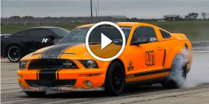 WORLD'S FASTEST Ford Mustang GT500 Super Snake