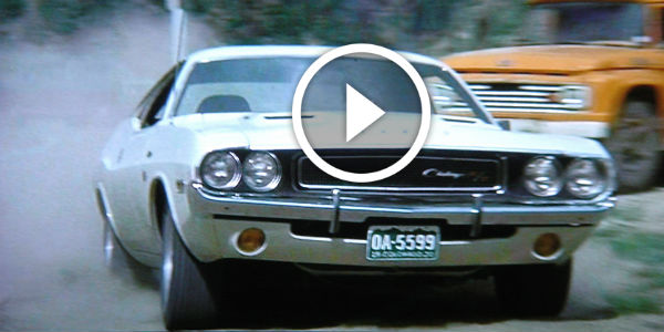 YOU AMERICAN, YOU HAVE TO WATCH THIS – ULTIMATE CAR CHASE – VANISHING POINT – Dodge Challenger R/T at IT's BEST!