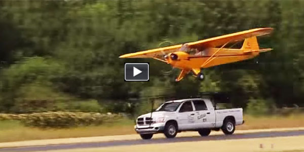 Awesome Skills Or Just Crazy Courage Landing A Plane On
