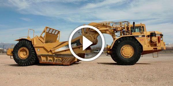 2015 Dodge Magnum >> Earth-shattering Machine Worth $ 1 Million!!! Witness The Massive Caterpillar 631G Scraper ...