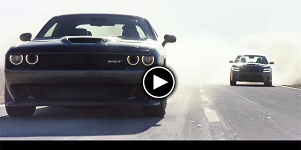 Epic Scenes History Of Dodge In 62 Seconds Amazing