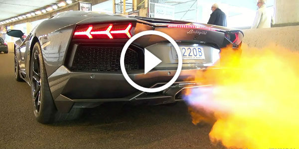The ANGRY BULL Called Lamborghini Aventador SPITS SCARY FLAMES! Dare To Drive It! McLaren 12C Joins in! - NO Car NO Fun! Muscle Cars and Power Cars! | & The ANGRY BULL Called Lamborghini Aventador SPITS SCARY FLAMES! Dare ...