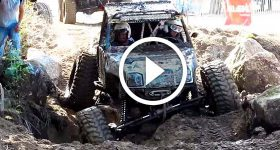 Off-road Session Pure V8 Engine