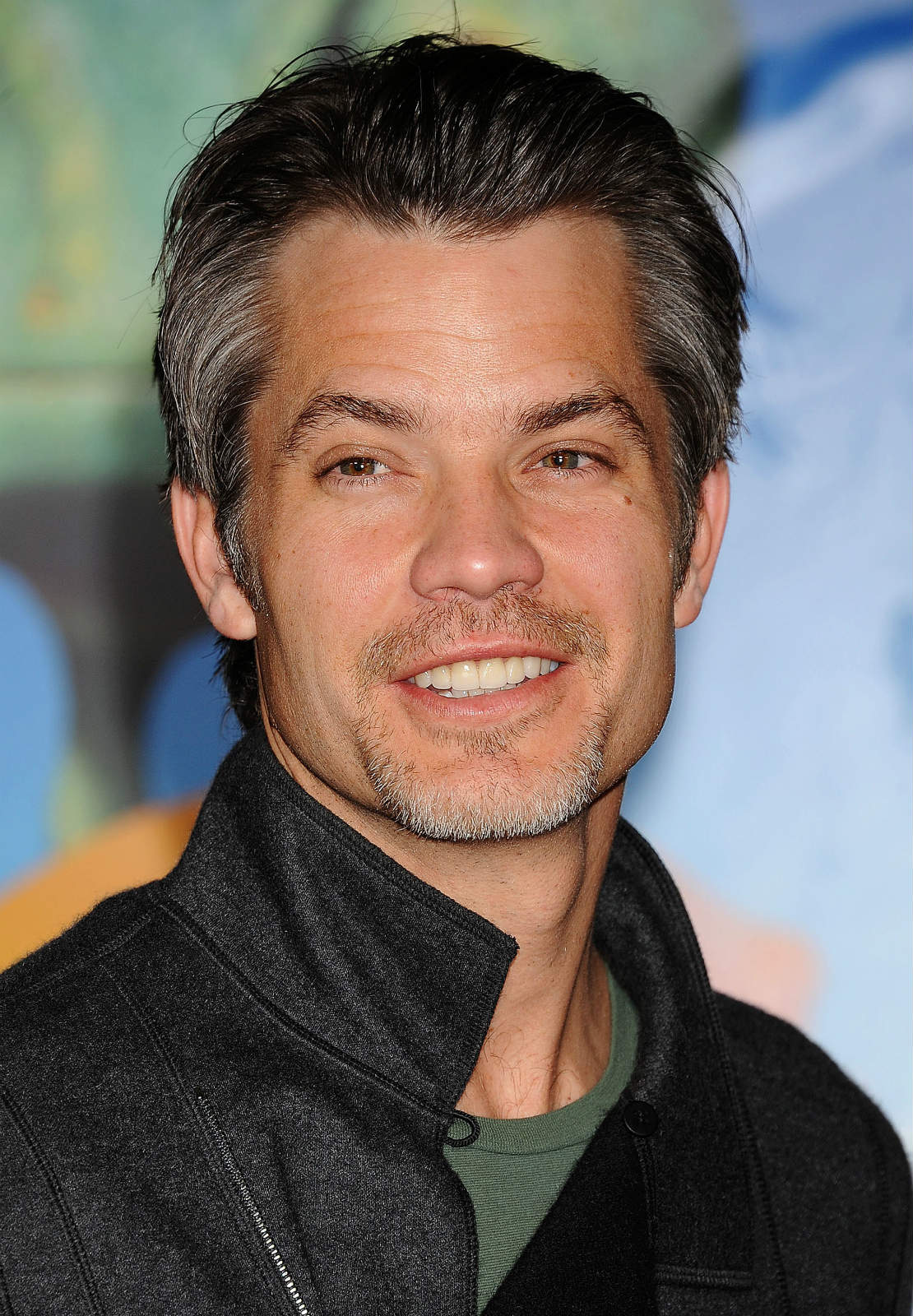 Timothy Olyphant No Car No Fun Muscle Cars And Power