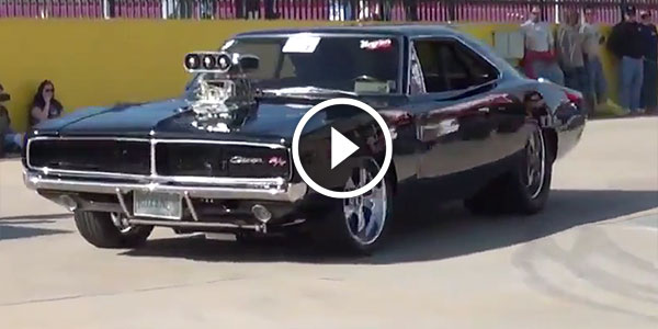 1000 Hp Monster 1969 Dodge Charger That Will Blow Your
