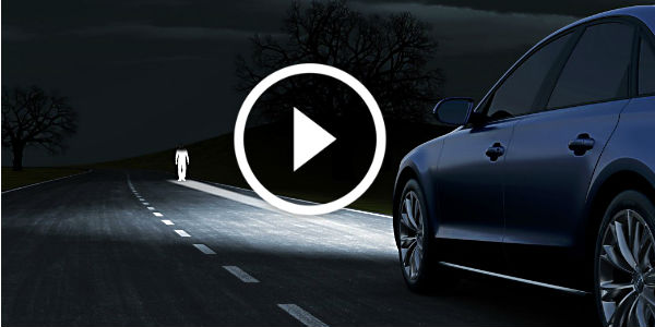 The Remarkable Audi Matrix LED Technology Which Will Amaze You!