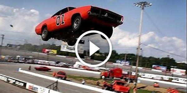 best jumps and crashes from the legendary series the dukes of hazzard no car no fun muscle cars and power cars