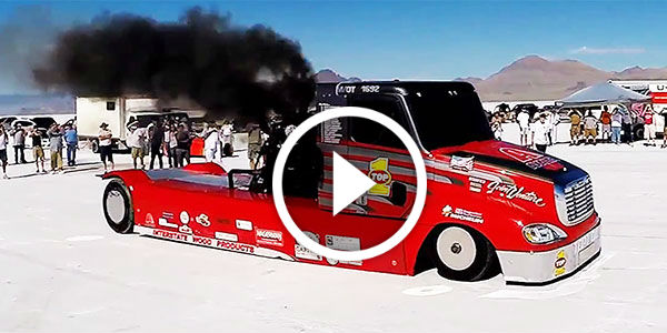 Fastest Diesel Truck >> Diesel Power The New Fastest Diesel Truck In The World