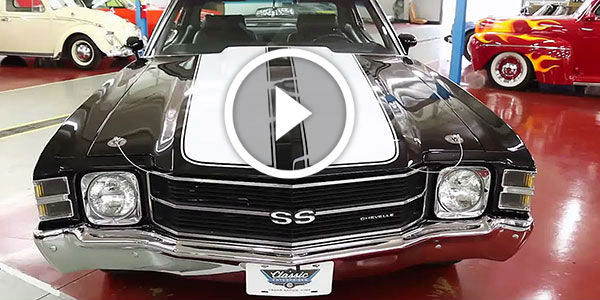 Can You Handle It?! PERFECTLY RESTORED 1971 Chevelle SS ...