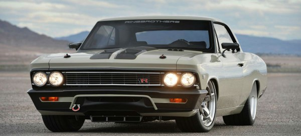 Ring Brothers 1966 Chevelle Recoil With 980 hp front three quarters