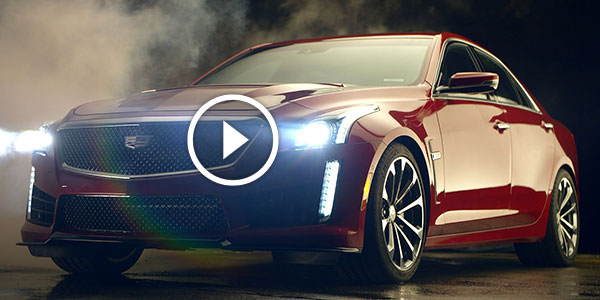 All New 2016 CTS-V