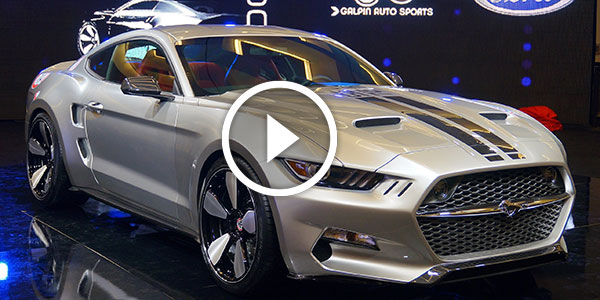 This Is Huge 2015 725 Hp Ford Mustang Rocket Supercharged